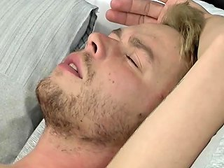 Cute Assfucked Twink Gets Blasted With His Lovers Jizz